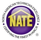 Clarksville NATE Certified Contractor
