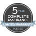 Complete Assurance Warranty Pledge