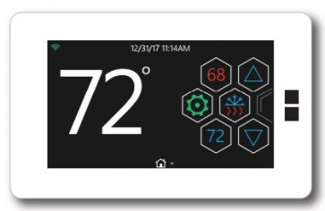 Affinity HX3 Touch-screen Thermostat