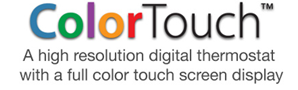 ColorTouch Thermostat